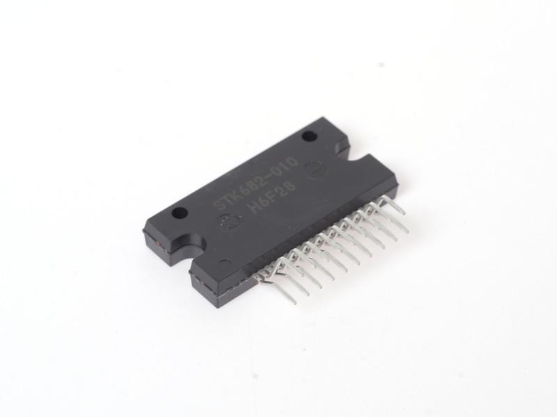 STK682-010-E步进电机驱动芯片,STK682-010-E驱动芯片