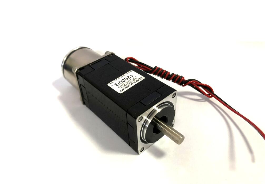 28mm刹车步进电机